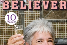 Back Issues / Covers of issues of the Believer. Click through to each issue's table of contents. / by The Believer