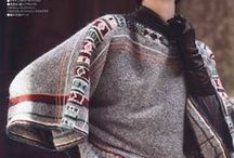 Rich More (Japanese Yarn Company Knitting/Crochet Magazine) / My favorite patterns from the Japanese Rich More catalogs / by Dayana Knits