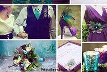 Purple & Aqua / by Carolina Guzman