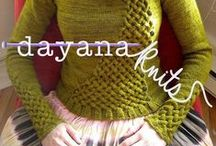 Blog posts from www.dayanaknits.com / Detailed musings about my knits!  http://www.dayanaknits.com/ / by DayanaKnits