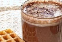 Keep Calm and drink HOT CHOCOLATE <3 / by Mahum Ali
