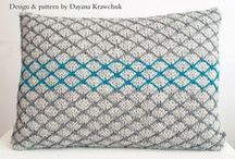 Designs by Dayana Knits / Patterns available from Dayana Knits (Dayana Krawchuk) / by DayanaKnits
