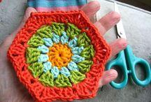 Crochet: puntos, graficos y tutoriales / by Ana Maria Arancibia