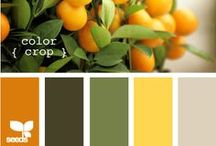 Bedroom color schemes / Color schemes to fit any personality and help you get a great night's sleep / by Custom Comfort Mattress
