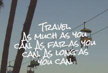 Travel / by Lisa Cavanagh