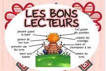Français / Lecture / by Sabine