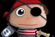 Pirates / by Sabine