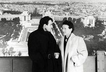 Jean Paul Sarte. and Simone de Beauvoir / by Dianne Snider