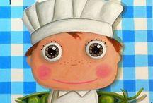 Cuisine créative / by Sabine
