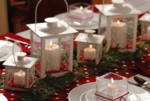 Christmas Table Setting / by Holidays