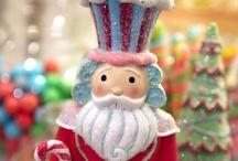 Nutcrackers / by Holidays