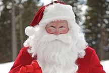 Santa / by Holidays