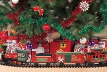 Christmas Trains / by Holidays