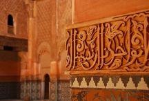 Textured, Sculpted Wall Treatment / by Karen Kwarcinski