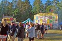 2014 Pig in the Pines RibFest / A look ahead at the 10th Annual Pig in the Pines RibFest that will be held from Thursday, July 31, 2014 to Saturday, August 2, 2014. / by St. Germain Area Chamber of Commerce, Inc.