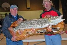 2014 Greater Wisconsin Muskie Tournament / Photo highlights from the 26th Annual Greater Wisconsin Muskie Tournament. Catch and release tourney held on ten area lakes. / by St. Germain Area Chamber of Commerce, Inc.