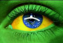 Brasil - Brazil / My adopted country / by Flip Rosier