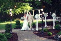Milner Wedding 7/5/14 / by Che'ne Rouge