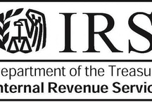 Tax Debt Issues / Internal Revenue Service and tax debt. Always such a fun topic. / by Get Out of Debt Guy