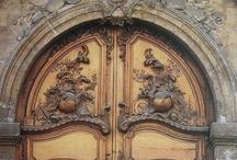 ARCHITECTURAL  PORTALS / by eugen podolean