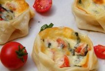 Recipes - Appetizers / by Diane