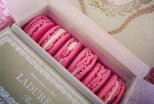 Macarons / by Stephanie Webber Barry