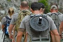 Military Bodybuilding / by Bodybuilding Fitness