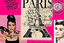 France - Vintage / by Lisa P.