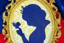 Snow White Party / Snow White Birthday Party Ideas  / by Anna Angarova