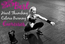 Fitness / by Heather Iacobacci-Miller