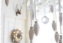 ~white christmas~ / by Desiree McDougall