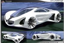 Concept Cars / by Carlos Rodriguez
