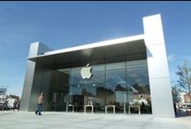 Apple Stores / Apple Stores Collection / by Carlos Rodriguez