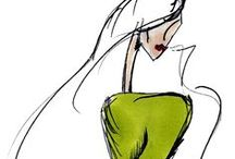 Fashion Illustrations / by K D