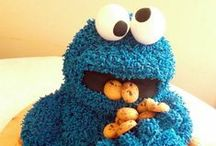 cookie monster / by Nita Warr