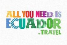 Ecuador / A magical country / by Gray Line Ecuador