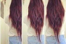 Hair ∞ / hair_beauty / by Jacque ٩(●̮̃•)۶