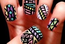 Nails and Hair / by Brett Crawford