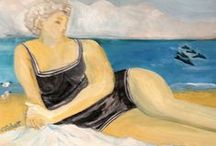 Rehoboth beach de / Delaware beach USA / by Christina Schott