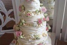 cakes / by Sue Hartshorne