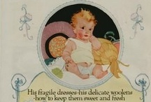 Vintage Advertising / Cards / Paper / by Patricia