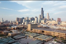 University of Illinois at Chicago / In order to have the UIC Office of Student Employment, there must be a UIC first! Take a look at where we reside.  / by UICStudentEmployment