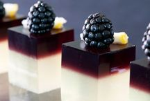 Jelly shots & canapés / Food and drink / by Bar de Cru