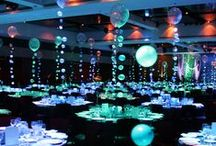 Decorate to Rock / Ideas for decorating for parties and dances / by Vicky Shiveler