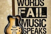 Music Album Art, Lyrics & Posters! / by Larry Carpenter