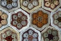 Virkkaus / Crochet / by Mari Hanhiniemi