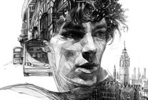 I am Sherlocked / by Tanja Zora Rot