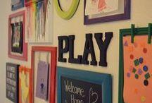 Playroom / by Lindsey Rowley