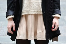 Covet / Fashion and personal style  / by Heather Carter