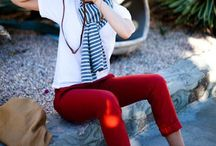 Awesome Outfits ~ Pants, Leggings & Capris / by Tonya Sheeks